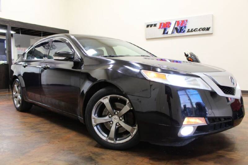 2010 Acura TL for sale at Driveline LLC in Jacksonville FL