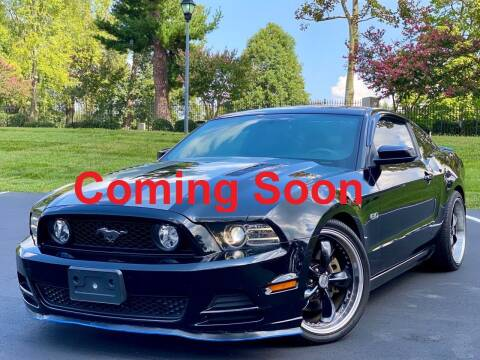 2013 Ford Mustang for sale at Sebar Inc. in Greensboro NC