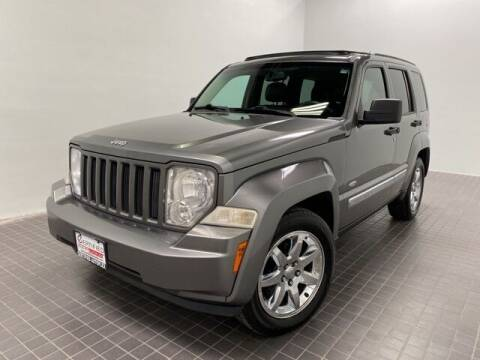 2012 Jeep Liberty for sale at CERTIFIED AUTOPLEX INC in Dallas TX
