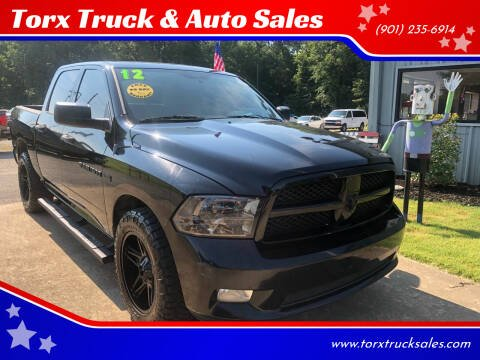 2012 RAM Ram Pickup 1500 for sale at Torx Truck & Auto Sales in Eads TN