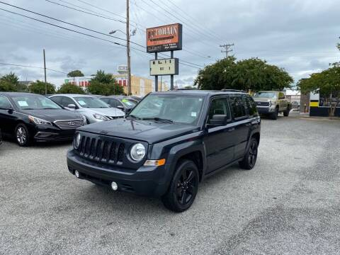 2015 Jeep Patriot for sale at Autohaus of Greensboro in Greensboro NC