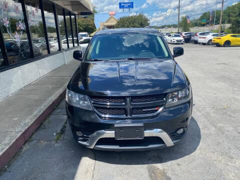 2018 Dodge Journey for sale at J Franklin Auto Sales in Macon GA