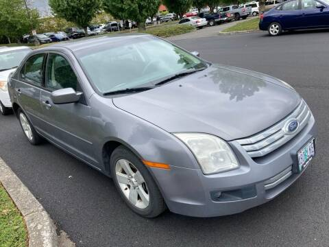 2007 Ford Fusion for sale at Blue Line Auto Group in Portland OR