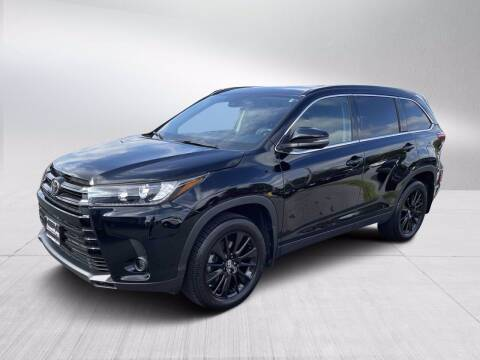 2019 Toyota Highlander for sale at Fitzgerald Cadillac & Chevrolet in Frederick MD
