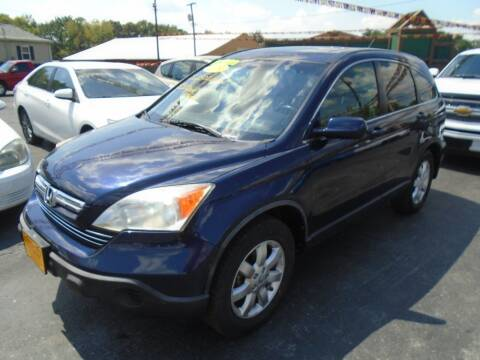 2009 Honda CR-V for sale at River City Auto Sales in Cottage Hills IL