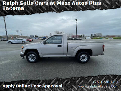 2004 Chevrolet Colorado for sale at Ralph Sells Cars at Maxx Autos Plus Tacoma in Tacoma WA