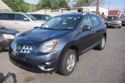 2014 Nissan Rogue Select for sale at K & R Auto Sales,Inc in Quakertown PA