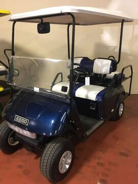 2010 EZGO TXT for sale at ADVENTURE GOLF CARS in Southlake TX