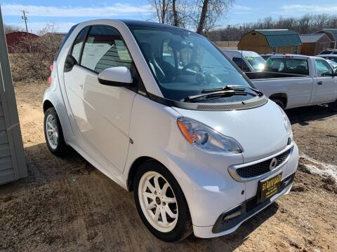 2013 Smart fortwo for sale at 51 Auto Sales Ltd in Portage WI