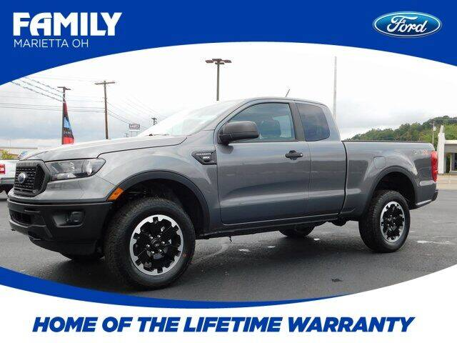 2021 Ford Ranger for sale in Williamstown, WV
