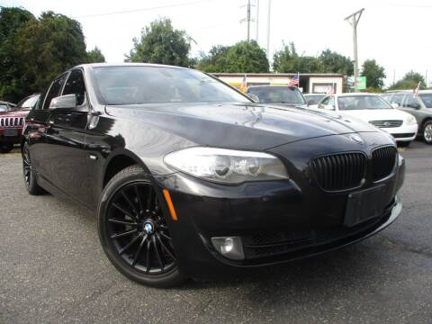 2011 BMW 5 Series for sale at Unlimited Auto Sales Inc. in Mount Sinai NY
