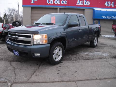 2007 Chevrolet Silverado 1500 for sale at 1st Choice Auto Inc in Green Bay WI