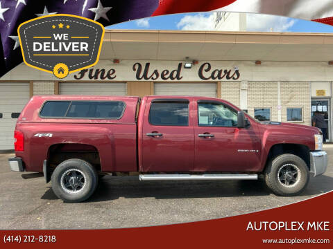 2008 Chevrolet Silverado 2500HD for sale at Autoplex MKE in Milwaukee WI