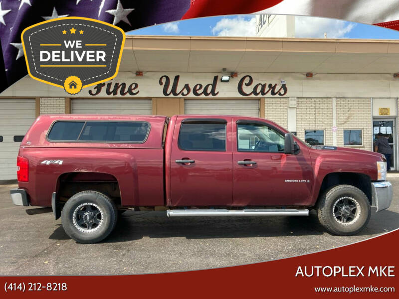 2008 Chevrolet Silverado 2500HD for sale at Autoplexwest in Milwaukee WI