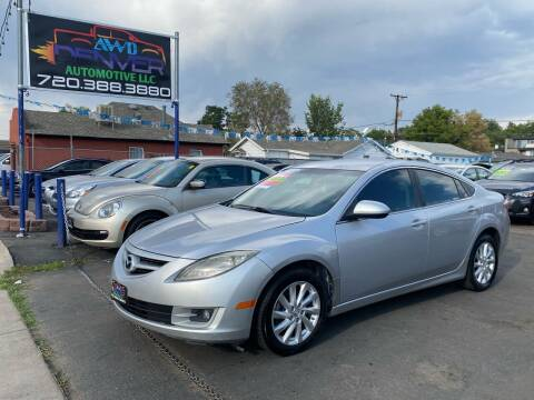 2012 Mazda MAZDA6 for sale at AWD Denver Automotive LLC in Englewood CO