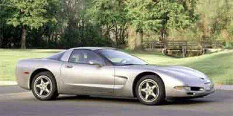 2000 Chevrolet Corvette for sale at Auto Finance of Raleigh in Raleigh NC