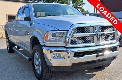 2017 RAM Ram Pickup 2500 for sale at LAKESIDE MOTORS, INC. in Sachse TX