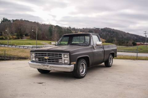 1986 Chevrolet C/K 10 Series for sale at CarUnder10k in Dayton TN