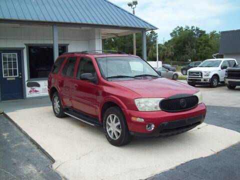 2005 Buick Rainier for sale at LONGSTREET AUTO in St Augustine FL