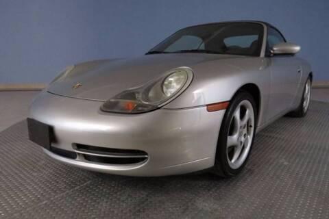 2000 Porsche 911 for sale at Hagan Automotive in Chatham IL