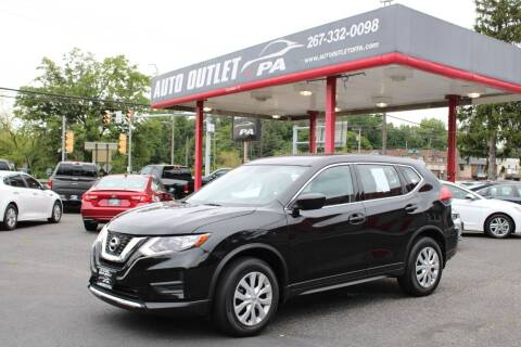 2017 Nissan Rogue for sale at Deals N Wheels 306 in Burlington NJ