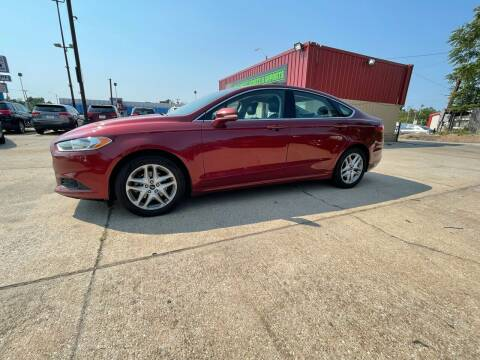 2014 Ford Fusion for sale at Southwest Sports & Imports in Oklahoma City OK