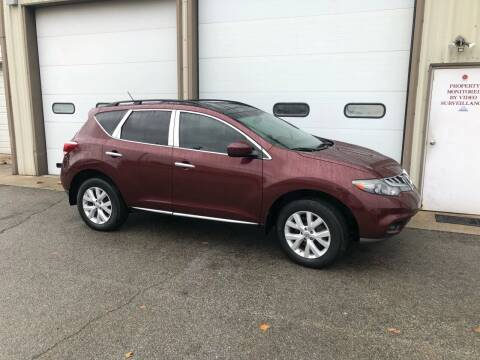 2011 Nissan Murano for sale at Certified Auto Exchange in Indianapolis IN