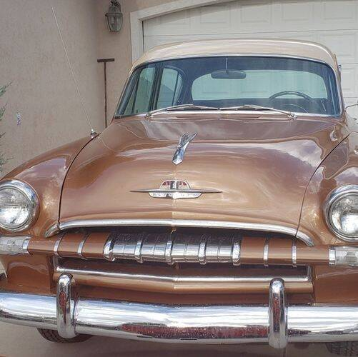 1953 Plymouth Belvedere for sale in Cadillac, MI
