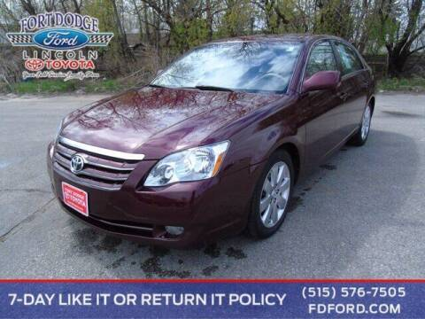 2007 Toyota Avalon for sale at Fort Dodge Ford Lincoln Toyota in Fort Dodge IA