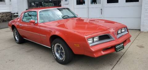 1978 Pontiac Firebird for sale at Carroll Street Auto in Manchester NH