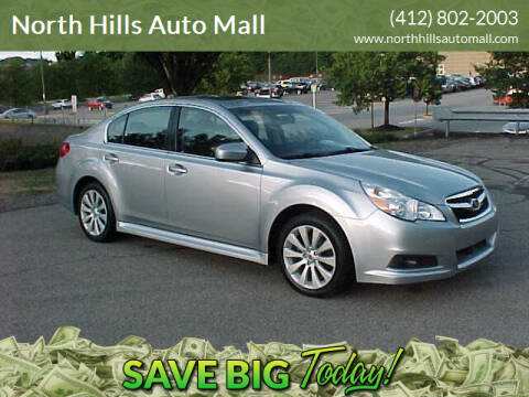 2012 Subaru Legacy for sale at North Hills Auto Mall in Pittsburgh PA
