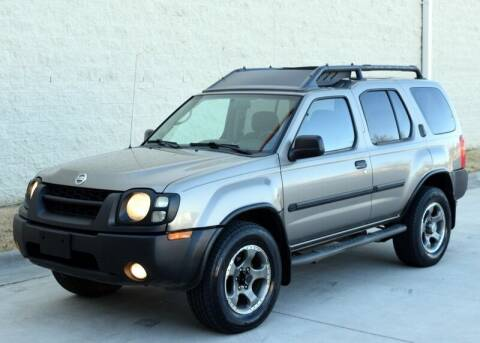 2003 Nissan Xterra for sale at Raleigh Auto Inc. in Raleigh NC
