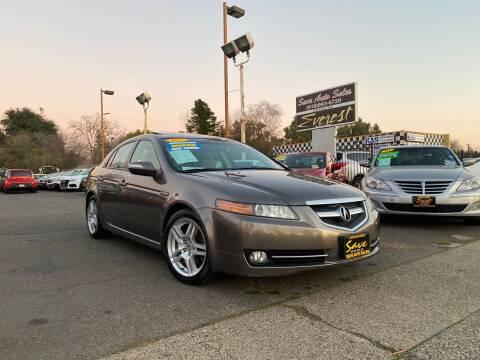 2007 Acura TL for sale at Save Auto Sales in Sacramento CA
