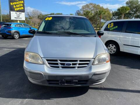 2000 Ford Windstar for sale at DUNEDIN AUTO SALES INC in Dunedin FL