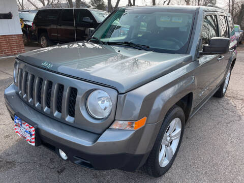 2011 Jeep Patriot for sale at New Wheels in Glendale Heights IL