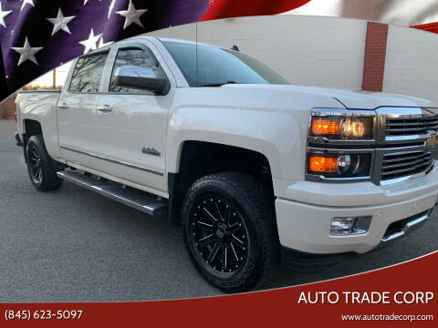 2014 Chevrolet Silverado 1500 for sale at AUTO TRADE CORP in Nanuet NY