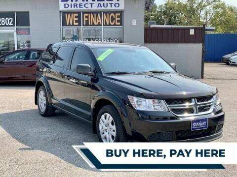 2015 Dodge Journey for sale at Stanley Ford Gilmer in Gilmer TX