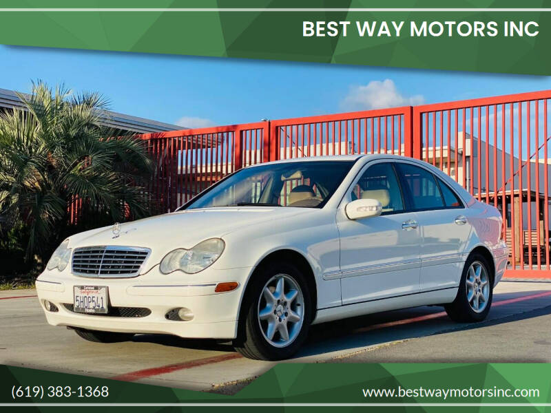 2004 Mercedes-Benz C-Class for sale in San Diego, CA