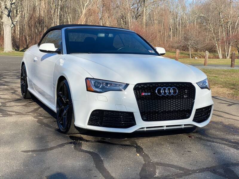 2014 Audi RS 5 for sale at Choice Motor Car in Plainville CT
