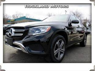 2016 Mercedes-Benz GLC for sale at Rockland Automall - Rockland Motors in West Nyack NY