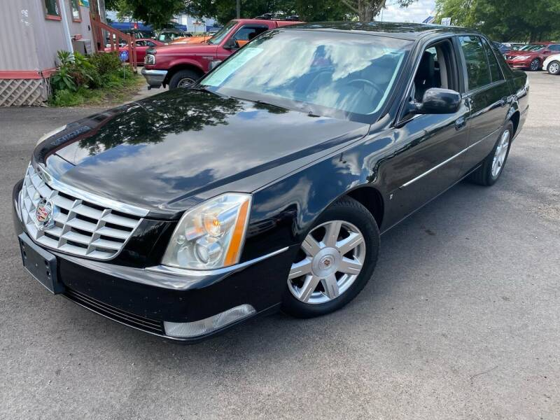2008 Cadillac DTS for sale at Atlantic Auto Sales in Garner NC