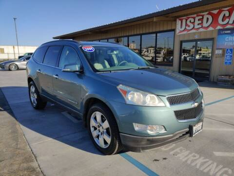 2009 Chevrolet Traverse for sale at California Motors in Lodi CA