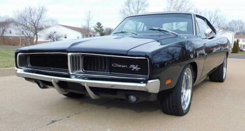 1969 Dodge Charger for sale at WEST PORT AUTO CENTER INC in Fenton MO