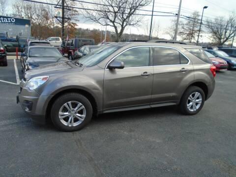 2012 Chevrolet Equinox for sale at Gemini Auto Sales in Providence RI