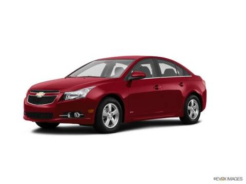 2014 Chevrolet Cruze for sale at CHAPARRAL USED CARS in Piney Flats TN