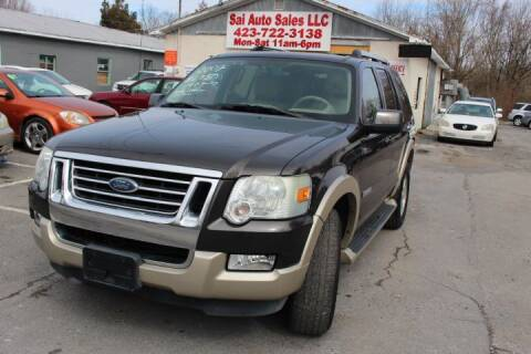 2007 Ford Explorer for sale at SAI Auto Sales - Used Cars in Johnson City TN
