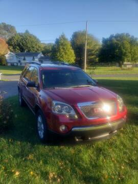2009 GMC Acadia for sale at Alpine Auto Sales in Carlisle PA