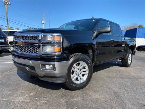 2014 Chevrolet Silverado 1500 for sale at iDeal Auto in Raleigh NC