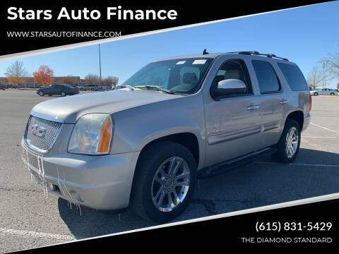 2007 GMC Yukon for sale at Stars Auto Finance in Nashville TN