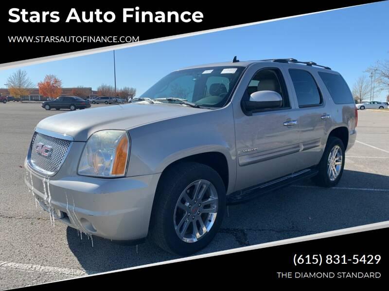 2007 GMC Yukon for sale at Stars Auto Finance in Nashville TN